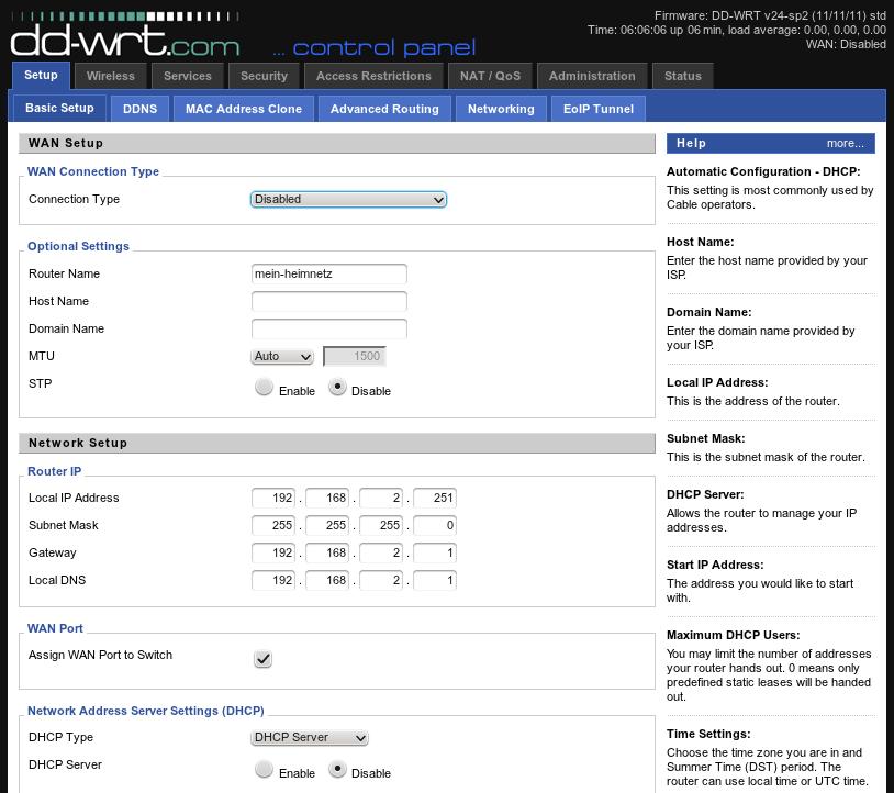 V konfigurieren com Router : Mcgill universität vpn